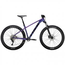 Trek Roscoe 6 2021 Mountain Bike - Purple Flip 22
