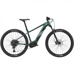 Cannondale Trail Neo S 1 2021 Electric Mountain Bike - Green