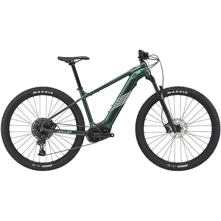£3700.00 – Cannondale Trail Neo S 1 2021 Electric Mountain Bike – Green