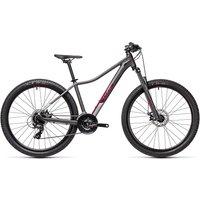 "Cube Access WS Hardtail Bike 2021 - Grey - Berry - 43.5cm (17"")"