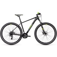 "Cube Aim 29 Hardtail Bike 2021 - Blue - Orange - 48cm (19"")"