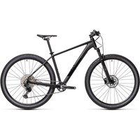 "Cube Attention SL 29 Hardtail Bike 2021 - Black - Grey - 43.5cm (17"")"