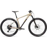 """Cube Reaction TM Hardtail Bike 2021 - Desert - Orange - 40cm (16"""")"""