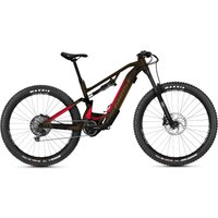 Ghost HYB ASX Essential 160 E-Bike (2021)   Electric Mountain Bikes