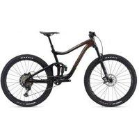 Giant Trance Advanced Pro 29 1 Mountain Bike 2021 Small - Carbon/ChameleonMars