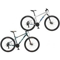 Gt Aggressor Expert Mountain Bike  2021 Large - Silver