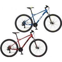 Gt Aggressor Sport Mountain Bike  2021 Large - Red
