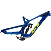 Gt Fury Team Dh Bike Frame Only  2019 Large - Blue