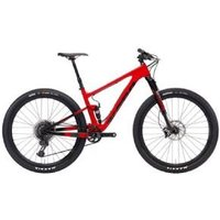 Kona Hei Hei Supreme Mountain Bike  2018 M - Gloss Red/ Black