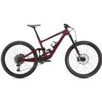 Specialized Enduro Expert Carbon 29er Mountain Bike  2021 S4 - Satin Maroon/White Mountains