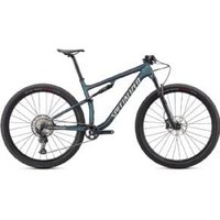Specialized Epic Comp Mountain Bike  2021 XL - SATIN CARBON/OIL CHAMELEON/FLAKE SILVER