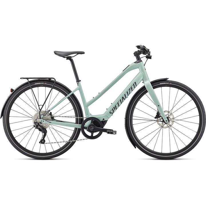 Specialized Vado 4.0 2022 Electric Mountain Bike - White Black