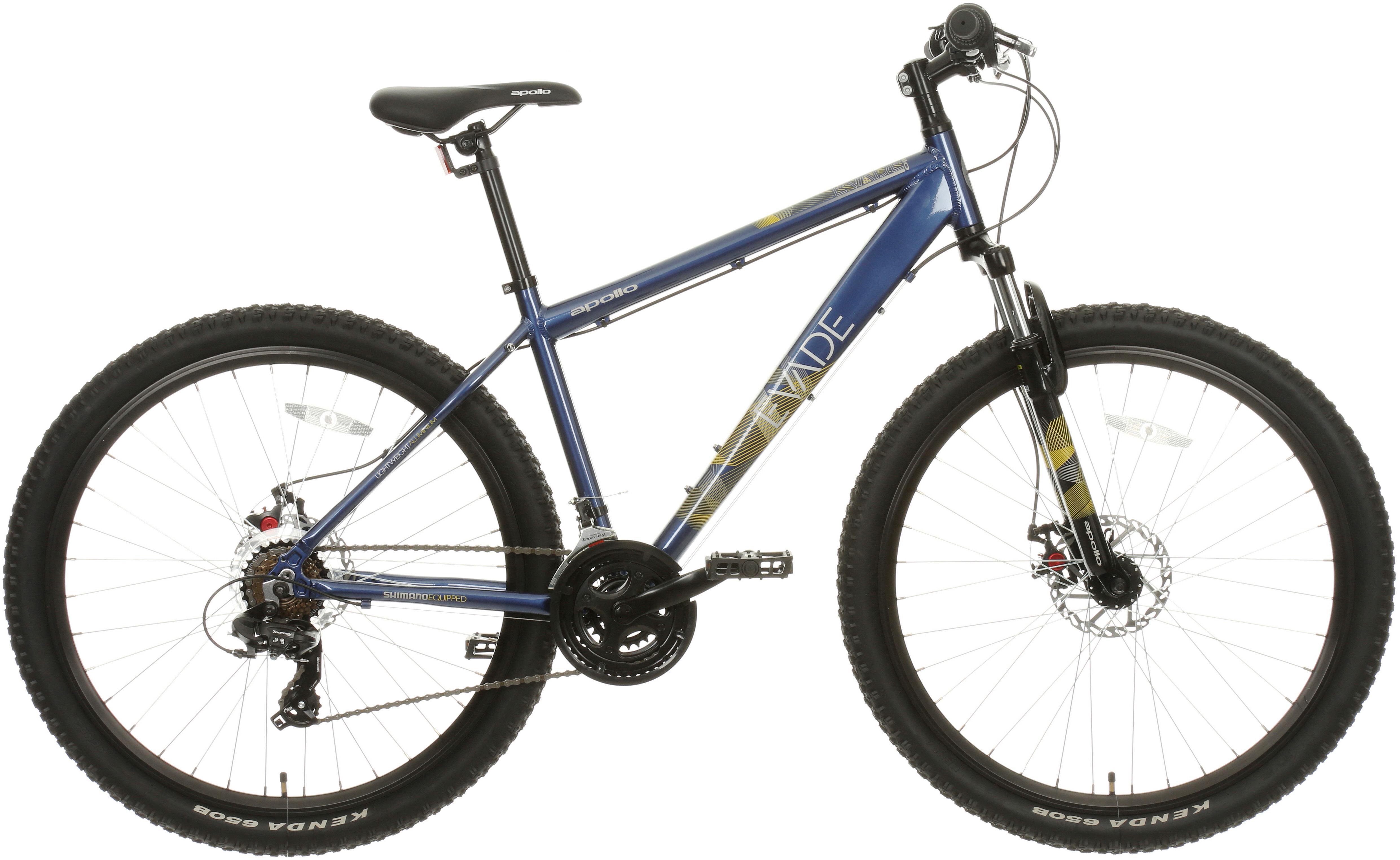 Apollo Evade Mens Mountain Bike - 17 Inch
