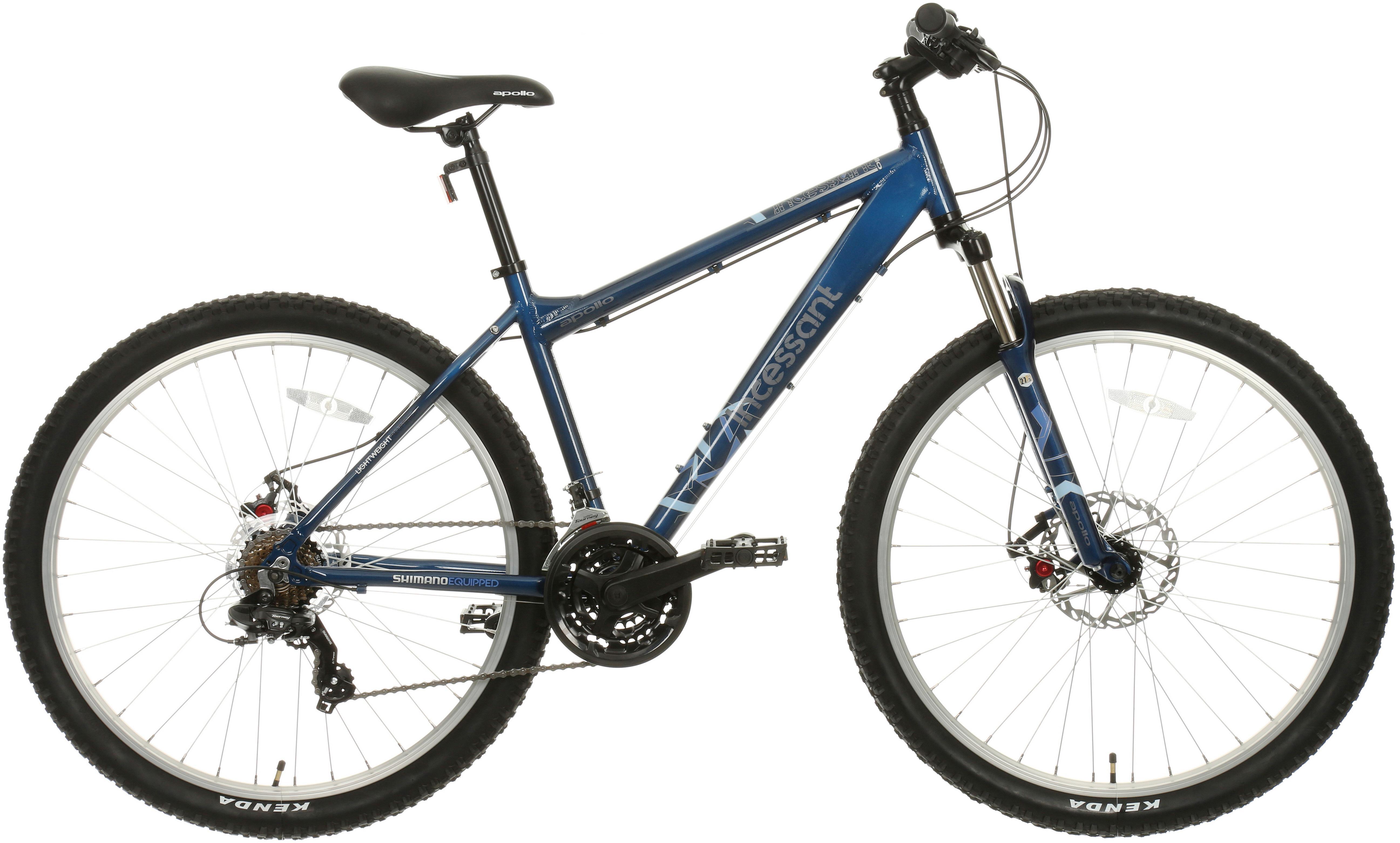Apollo Incessant Womens Mountain Bike - 20 Inch
