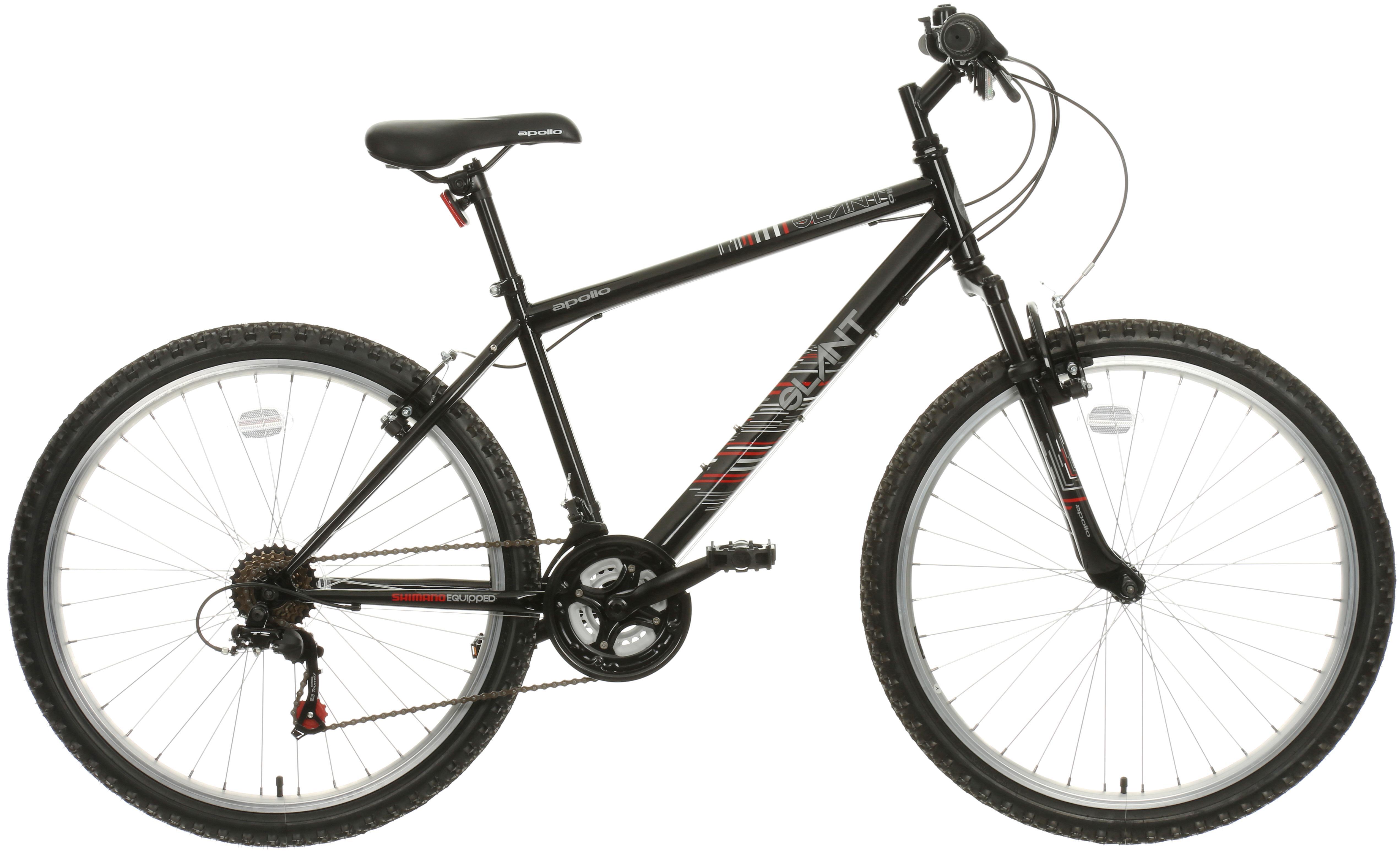 Apollo Slant Mens Mountain Bike - 17 Inch