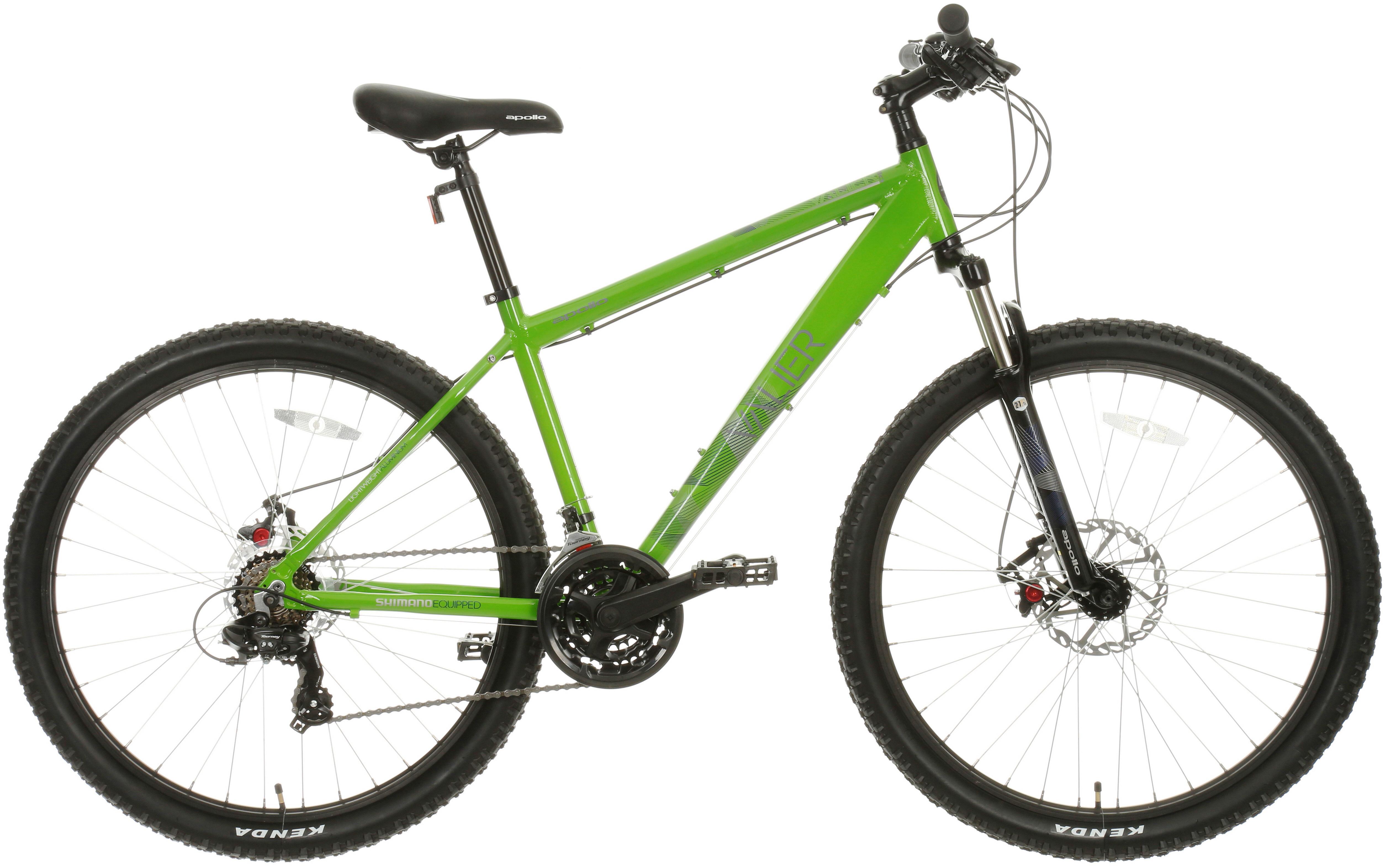 Apollo Valier Mens Mountain Bike - 14 Inch