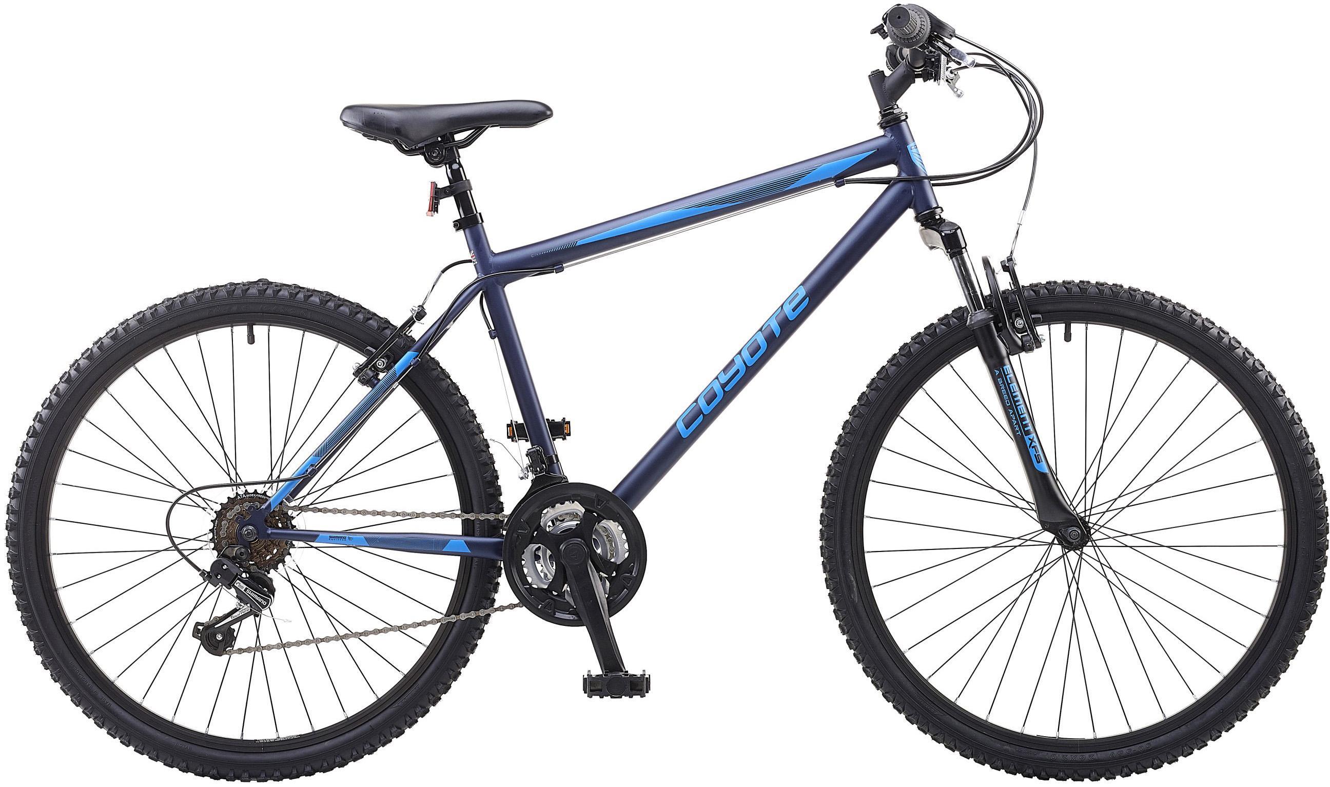 Coyote Element Xfs Mens Mountain Bike - 14 Inch