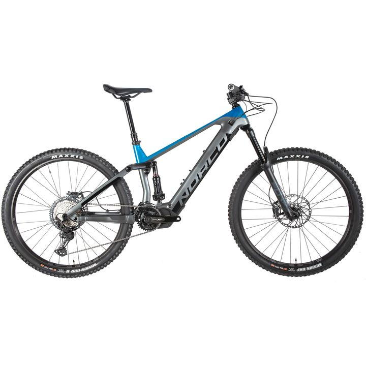 Norco Sight VLT C2 29 2020 Electric Mountain Bike - Grey