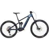 Vitus E-Sommet 27 VRS Mountain Bike (2021) Midnight Blue   Electric Mountain Bikes