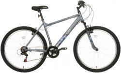 Apollo Jewel Womens Mountain Bike - Silver/Blue - 20 Inch