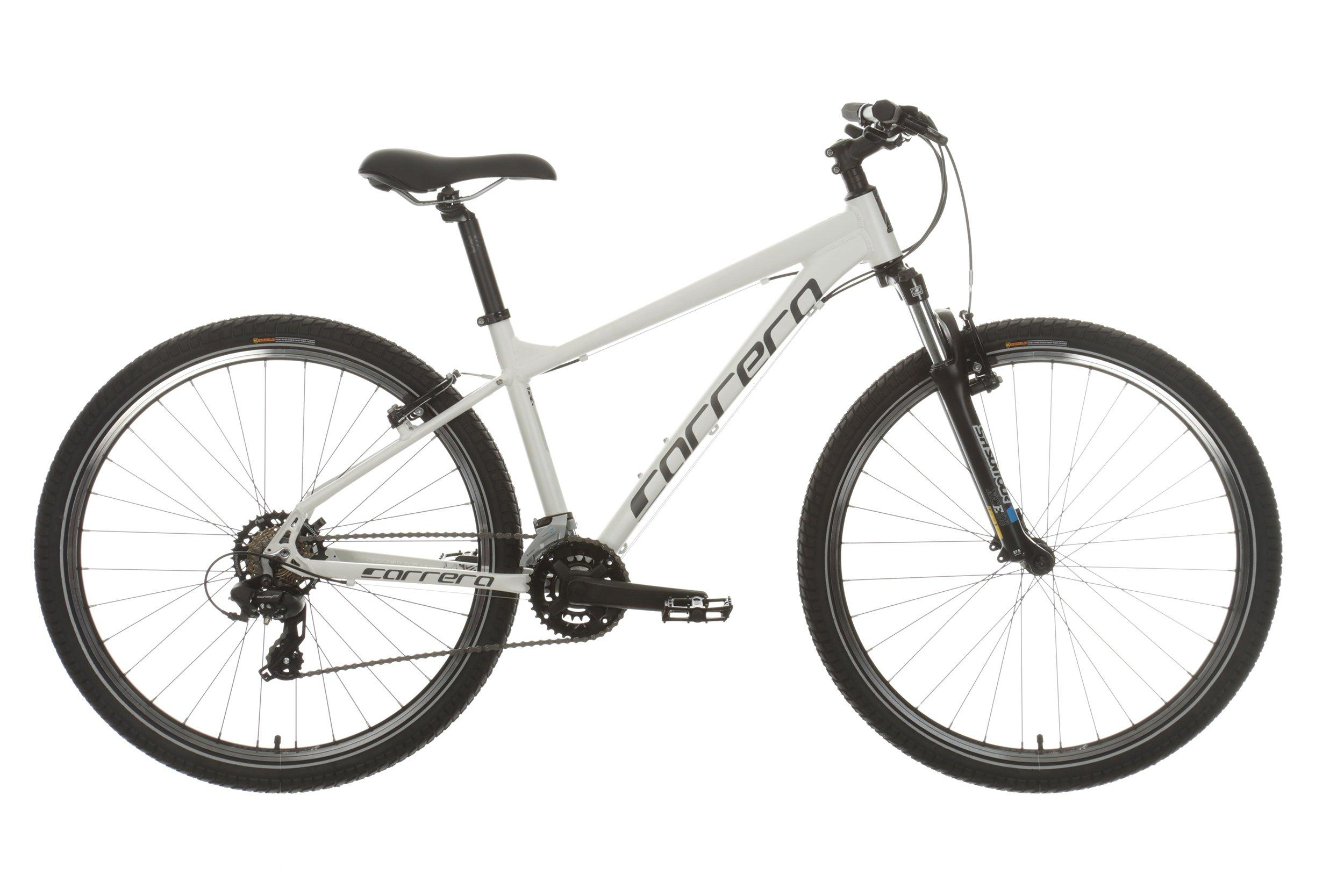 Carrera Valour Womens Mountain Bike 2020 - White