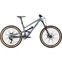 Commencal Clash Origin Full Suspension Bike 2021 - Graphite blue