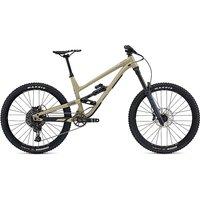 Commencal Clash Ride Full Suspension Bike 2021 - Sand - XL