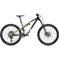 Commencal Meta AM 29 Ohlins Suspension Bike 2021 - Heritage Green