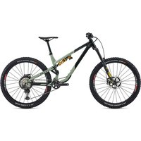 Commencal Meta AM 29 Ohlins Suspension Bike 2021 - Heritage Green - XL