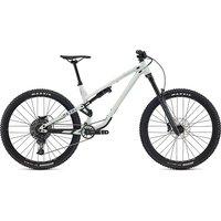 Commencal Meta AM 29 Ride Suspension Bike 2021 - Alpine White - XL