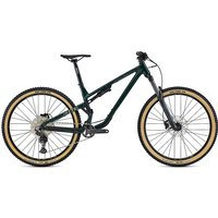 Commencal Meta TR 29 Origin Suspension Bike 2021 - British Racing Green - XL