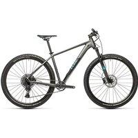 """Cube Acid 29 Hardtail Bike 2021 - Grey - Aqua - 48cm (19"""")"""