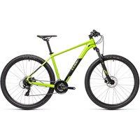 "Cube Aim Pro 29 Hardtail Bike 2021 - Green - Black - 59cm (23"")"