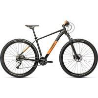 """Cube Aim SL 29 Hardtail Bike 2021 - Black - Orange - 59cm (23"""")"""