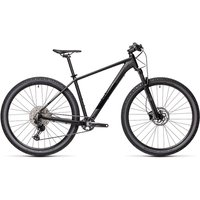 "Cube Attention SL 29 Hardtail Bike 2021 - Black - Grey - 48cm (19"")"
