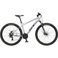 GT Aggressor Expert 29 Hardtail Bike 2021 - Silver - M