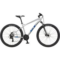 GT Aggressor Expert 29 Hardtail Bike 2021 - Silver