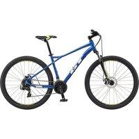 GT Aggressor Sport Hardtail Bike 2021 - Blue - XS