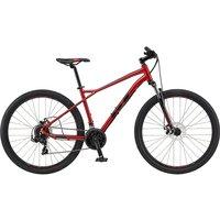 GT Aggressor Sport Hardtail Bike 2021 - Red - XS