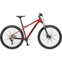 GT Avalanche Elite Hardtail Bike 2021 - Red - S