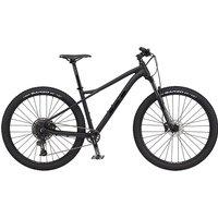 GT Avalanche Expert Hardtail Bike 2021 - Matte Black - S