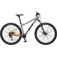 GT Avalanche Sport Hardtail Bike 2021 - Grey - XS