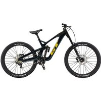GT Fury Expert Suspension Bike 2021 - Deep Teal