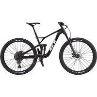 GT Sensor Carbon Elite Suspension Bike 2021 - Raw