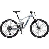 GT Sensor Comp Suspension Bike 2021 - Grey - L