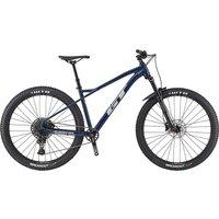 GT Zaskar LT AL Elite Hardtail Bike 2021 - Gloss Darkest Blue - XL