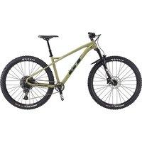 GT Zaskar LT AL Expert Hardtail Bike 2021 - Gloss Moss Green - XL