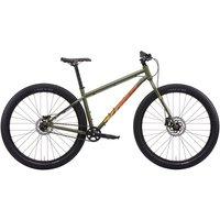 Kona Unit Hardtail Bike 2021 - Satin Fatigue Green