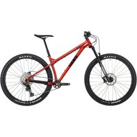 Ragley Big AL 1.0 Hardtail Bike 2021 - Candy Red - Black - M