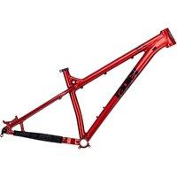 Ragley Big Al Hardtail Frame 2021 - Candy Red - Black